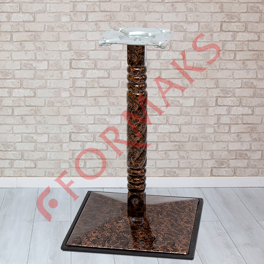 Pyramid Base Table Foot