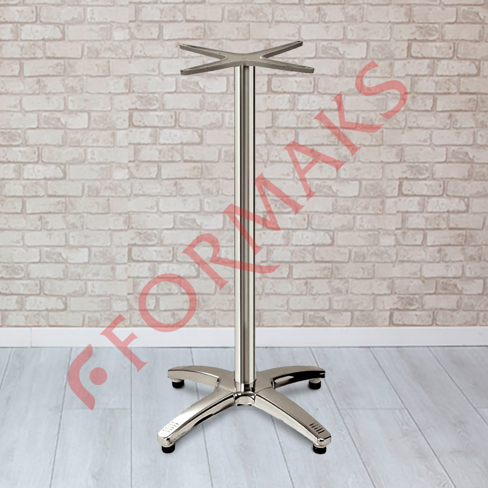Stainless Metal Table Foot