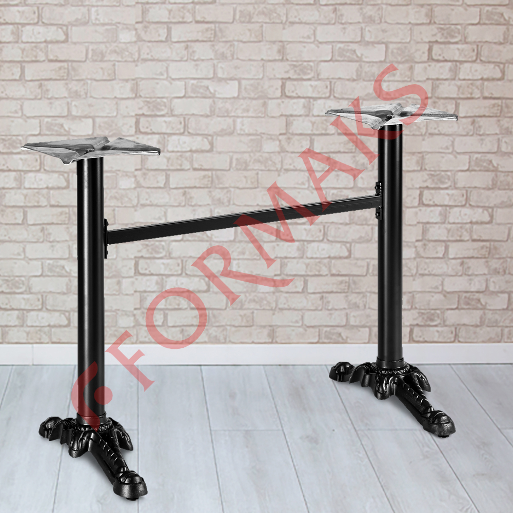Binary Cast Table Legs