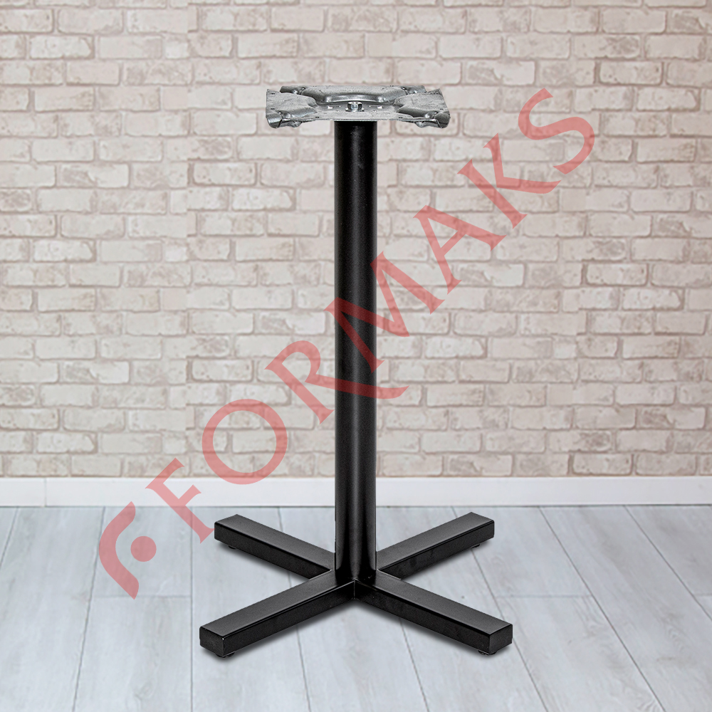 Metal Cafe Table Leg