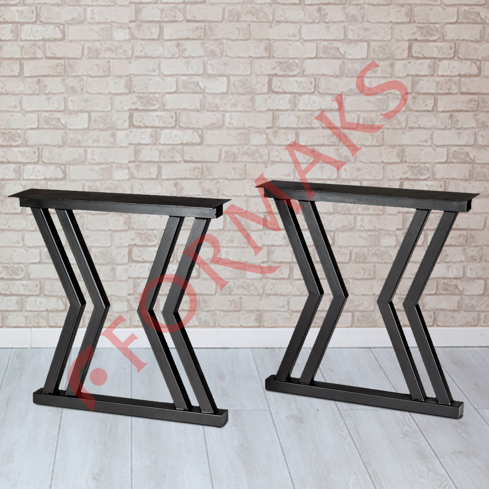 Log Viva Table Leg