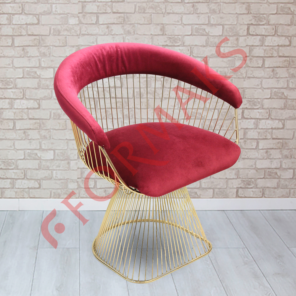 Berjer Wire Chair