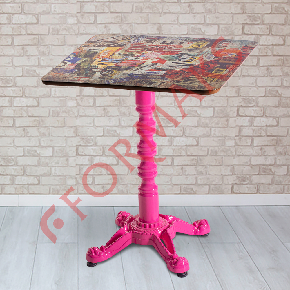 Digital Printed Table