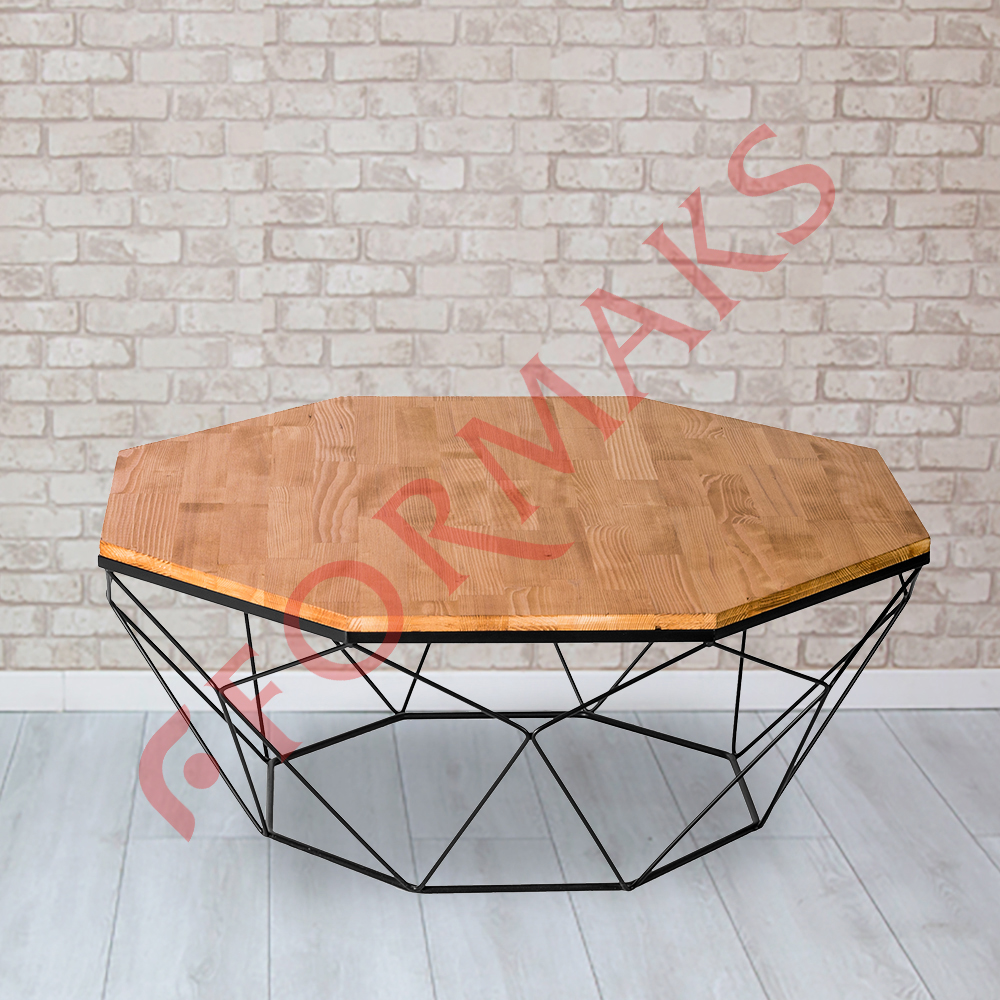 Wire Center Table
