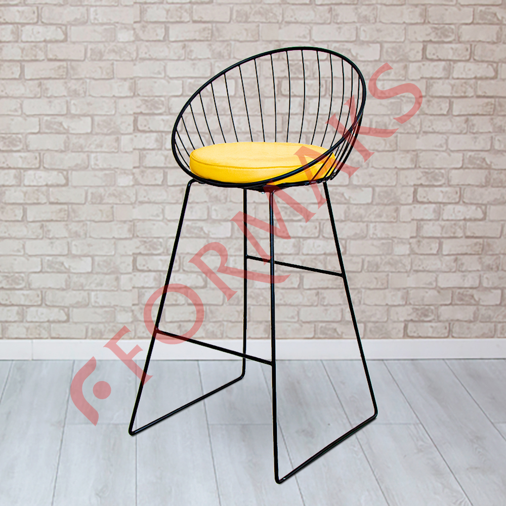 Bird's Nest Bar Chair